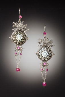 ButtonEarringsMusiHunt