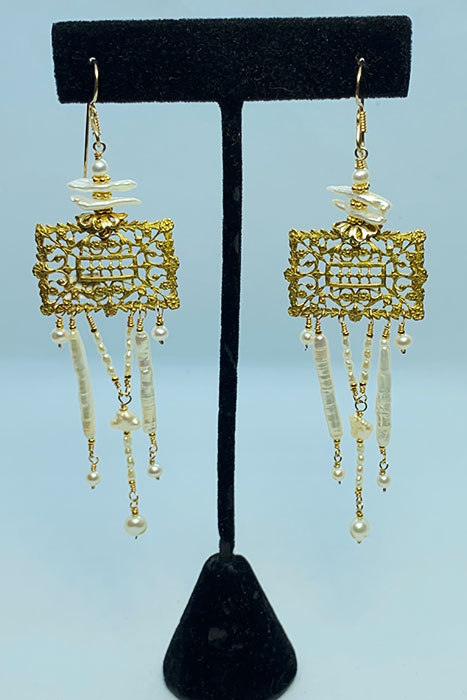 Musi Jewelry Earrings