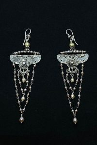 Sterling Silver and Pearls